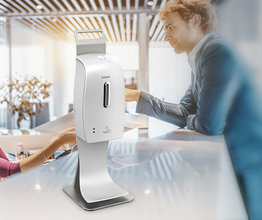 Product | SVAVO Auto Hand Sanitizer Dispenser to Boost Personal Hygiene