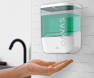 Keep Health from Germ by Using Automatic Soap Dispensers