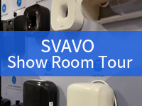 SVAVO Show Room Tour
