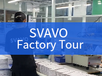 SVAVO Factory Tour