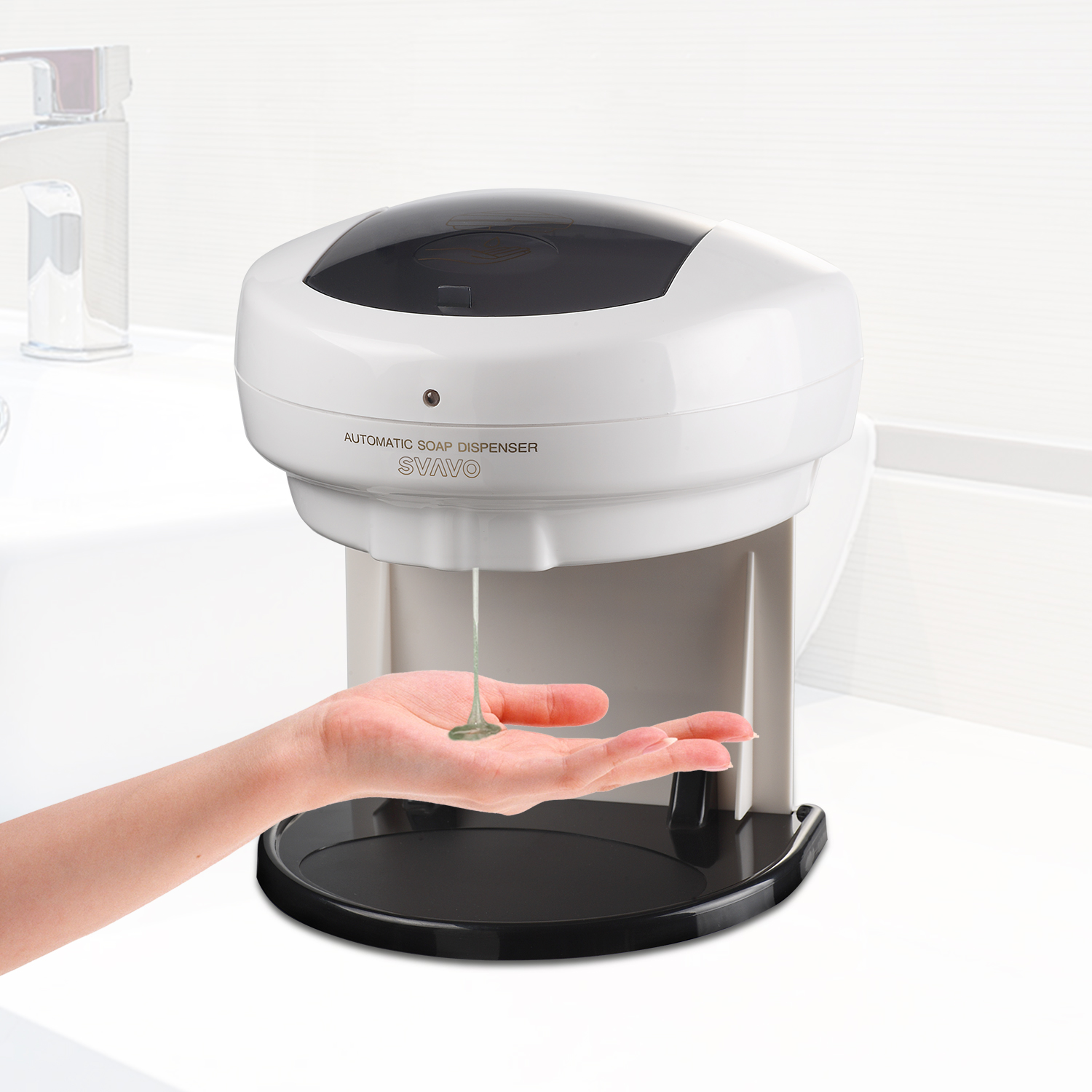 Tabletop The Best Automatic Hand Soap Dispenser V-120S