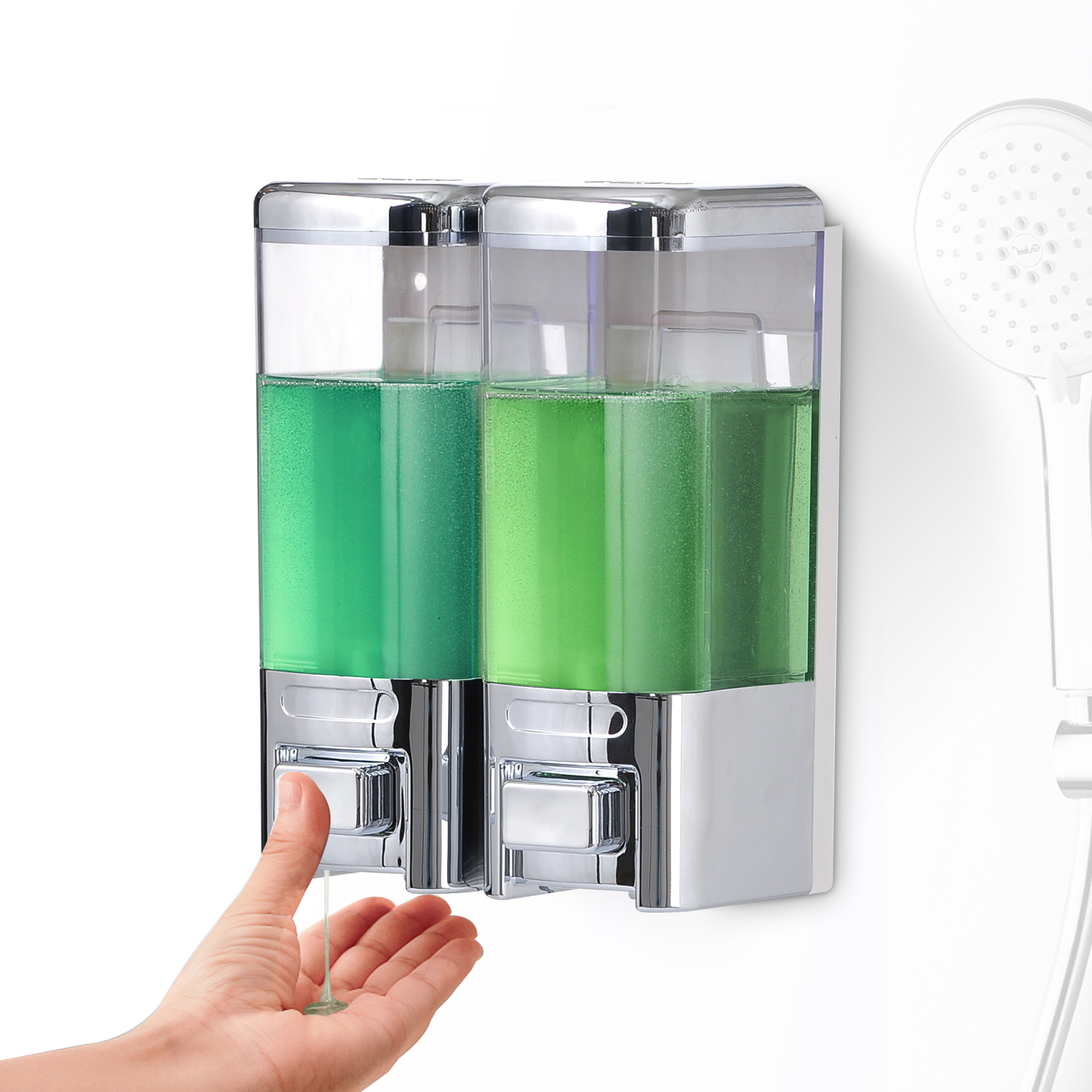 Triple Liquid Dish Soap Dispenser V-8102