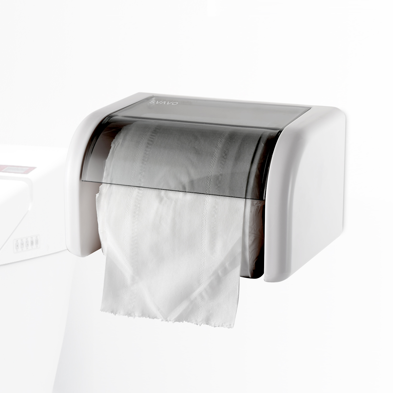 Hotel Wall Mounted Commercial Toilet Paper Holder V-6801