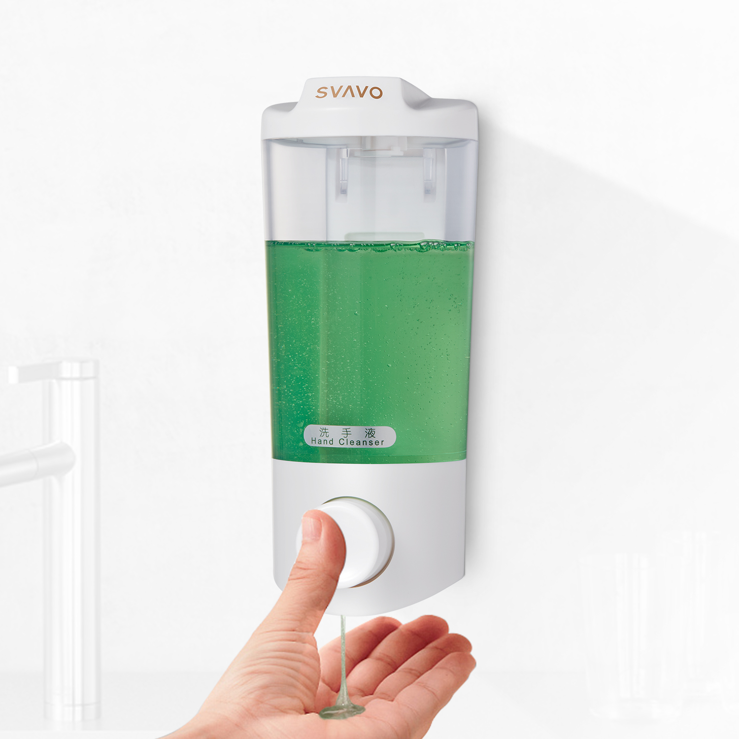 Touch Soap Dispenser V-9121