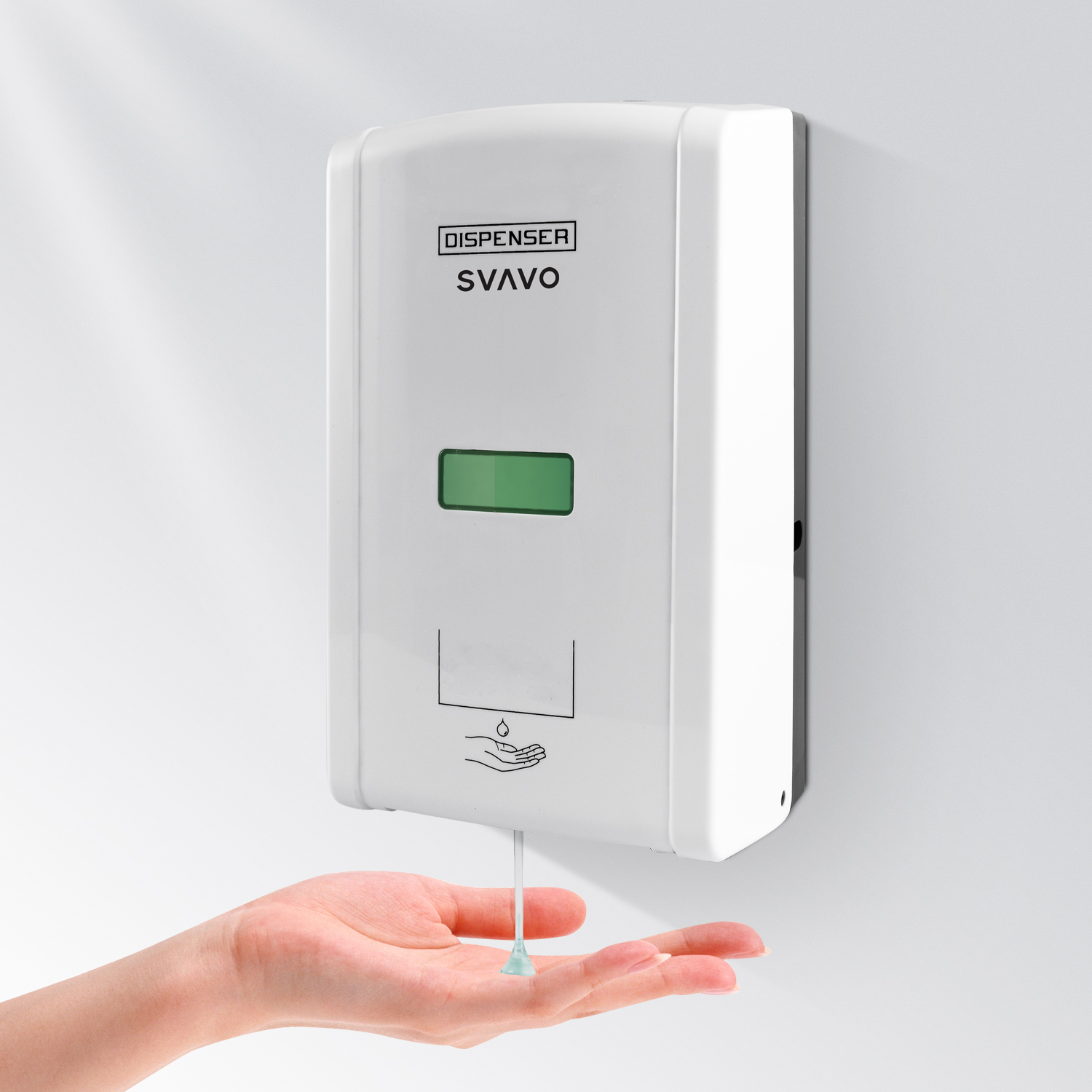 Wall Mounted Best Touchless Soap Dispenser V-430
