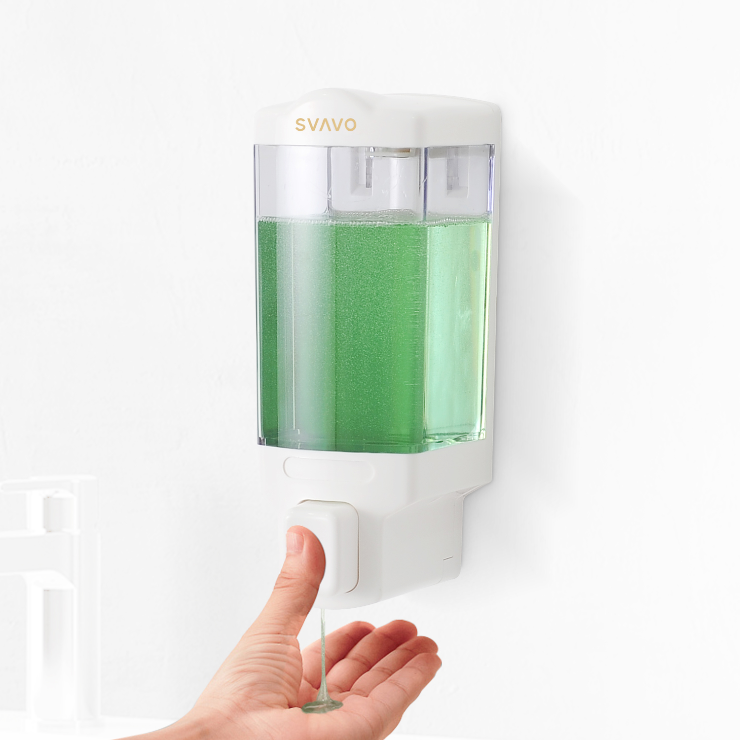 Hotel Soap Dispenser V-8121