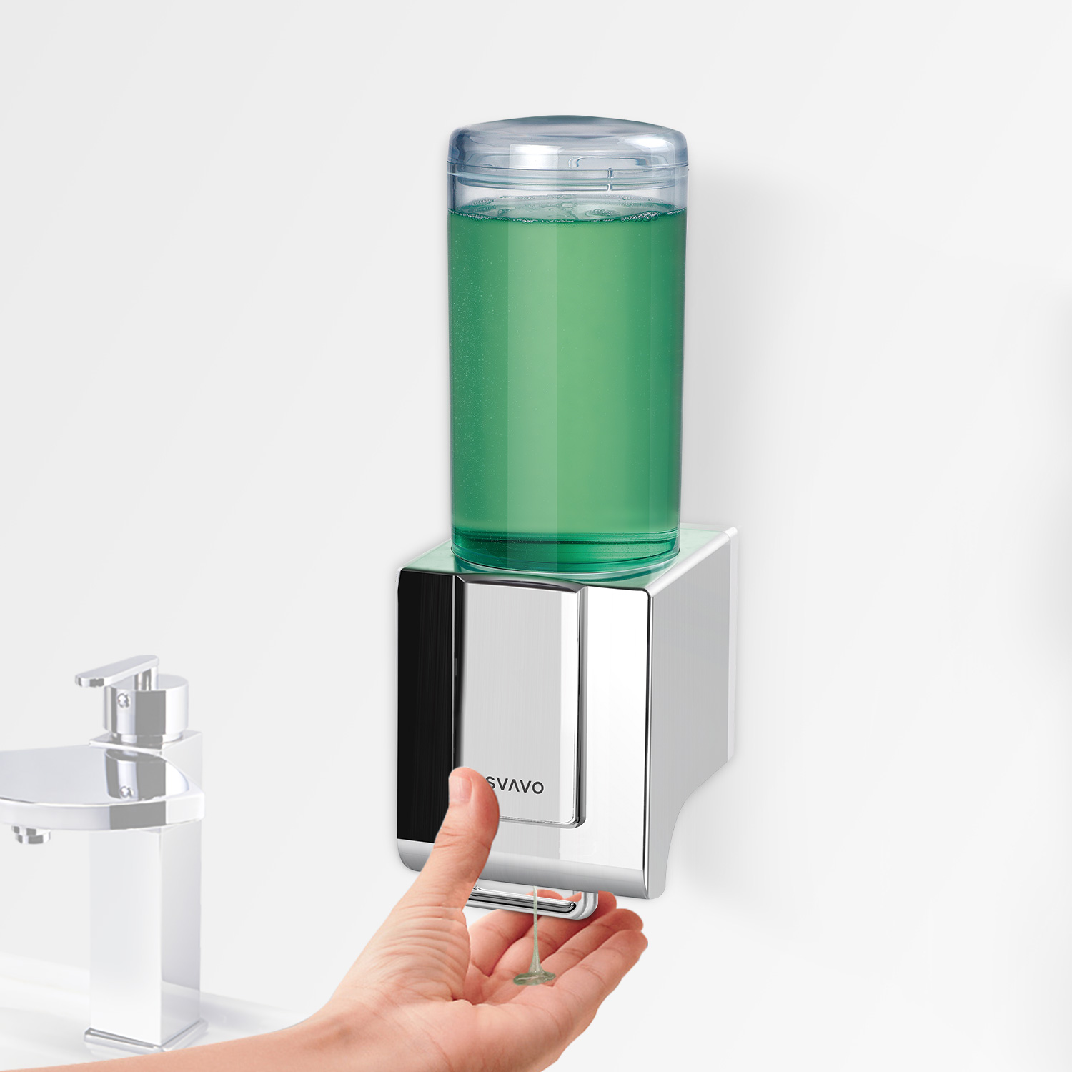 Refillable Hand Soap Dispensers VX686