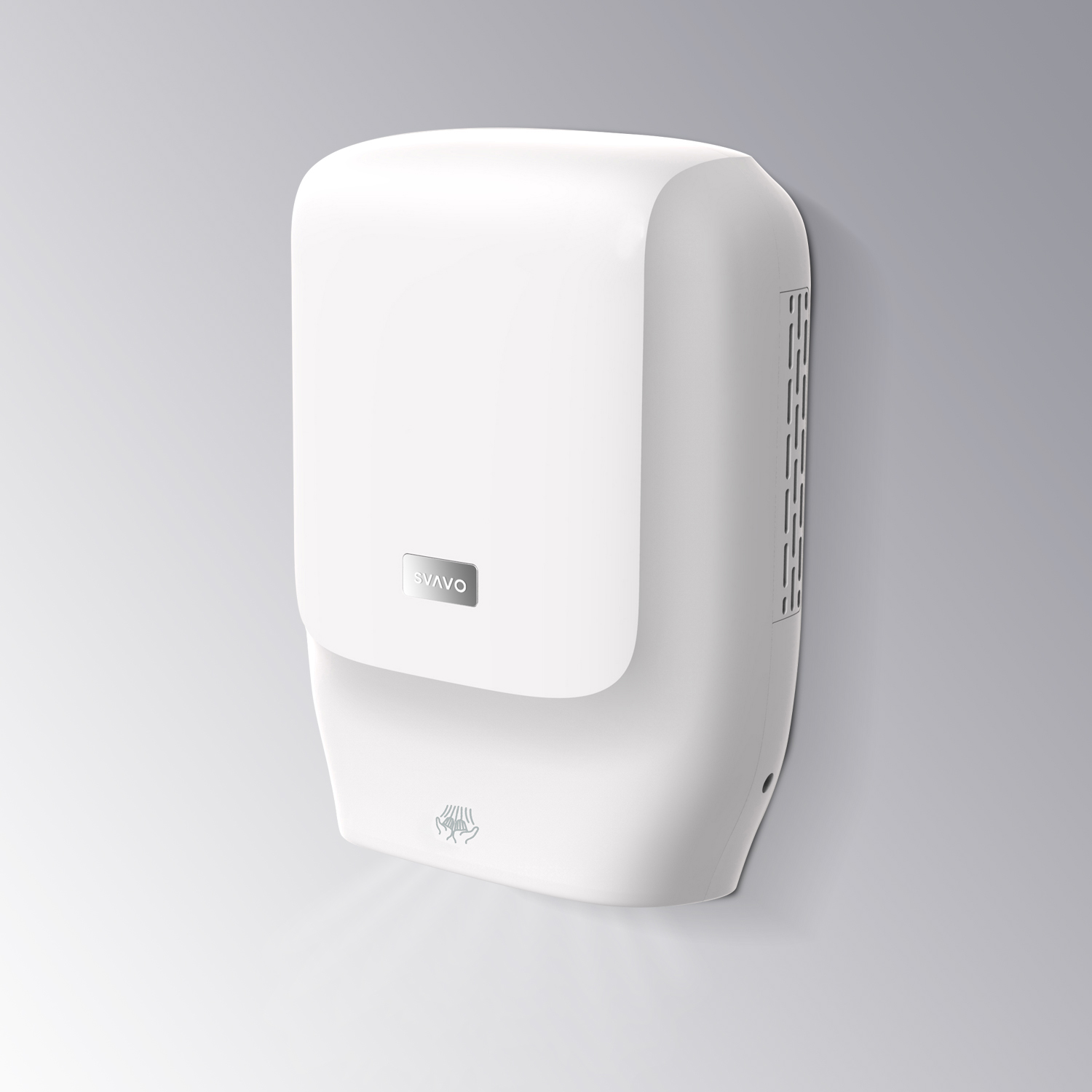 Plaza Series Commercial Bathroom Hand Dryer PL-151070