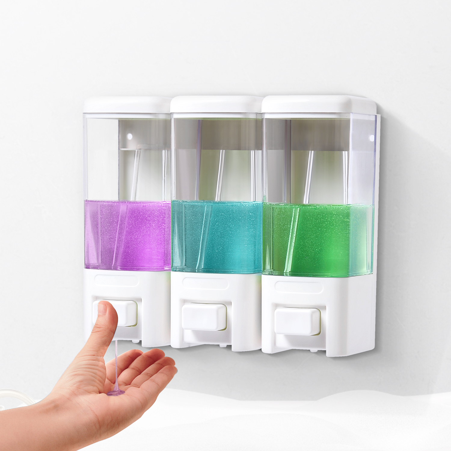 Triple Shower Dispenser V-8103